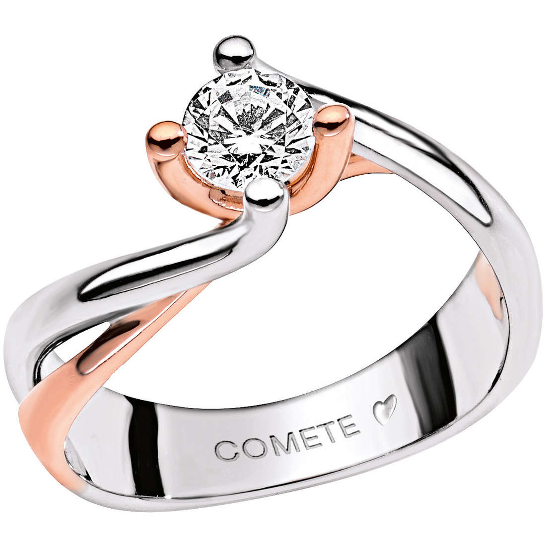 ring woman jewellery Comete ANB 1447