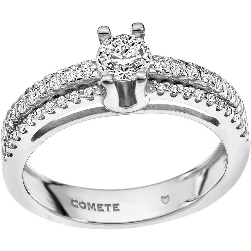 ring woman jewellery Comete ANB 1542