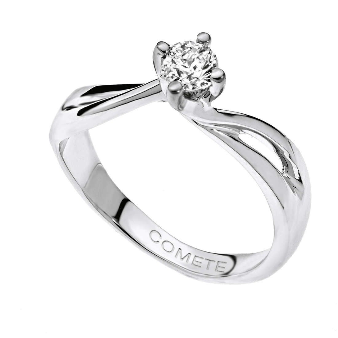 ring woman jewellery Comete ANB 1547