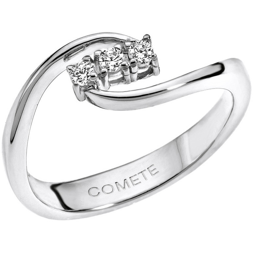 ring woman jewellery Comete ANB 1558