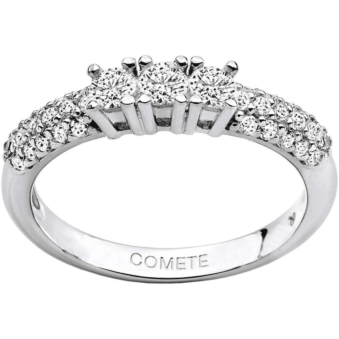 ring woman jewellery Comete ANB 1579