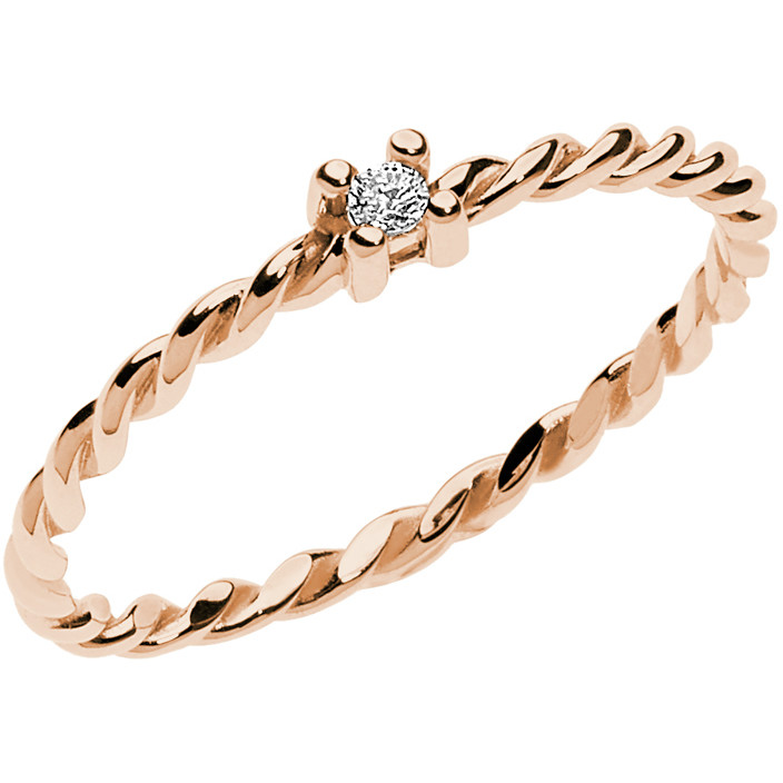 ring woman jewellery Comete ANB 1772