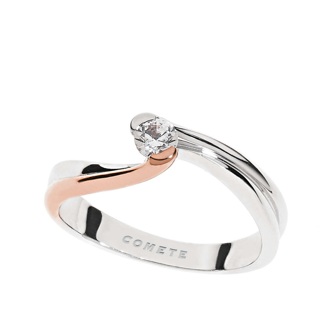 ring woman jewellery Comete ANB 1819