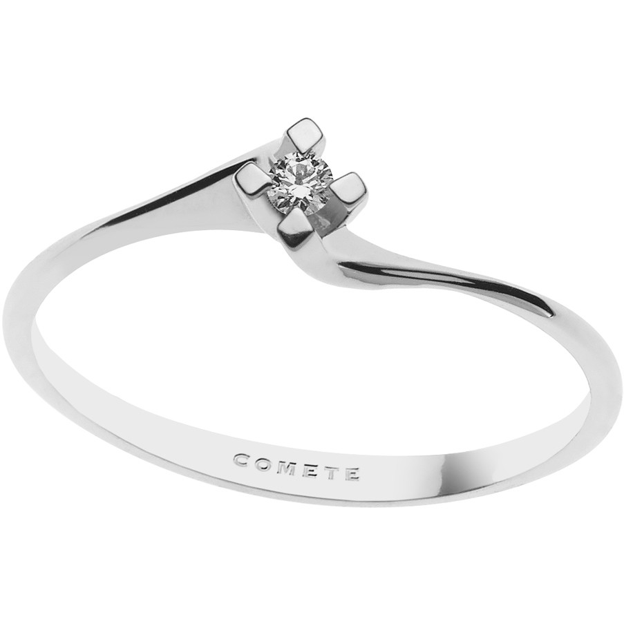 ring woman jewellery Comete ANB 2147