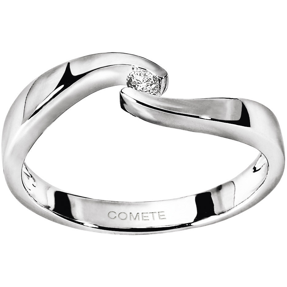 ring woman jewellery Comete ANB 658