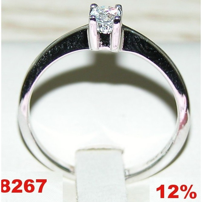 ring woman jewellery Comete ANB 735