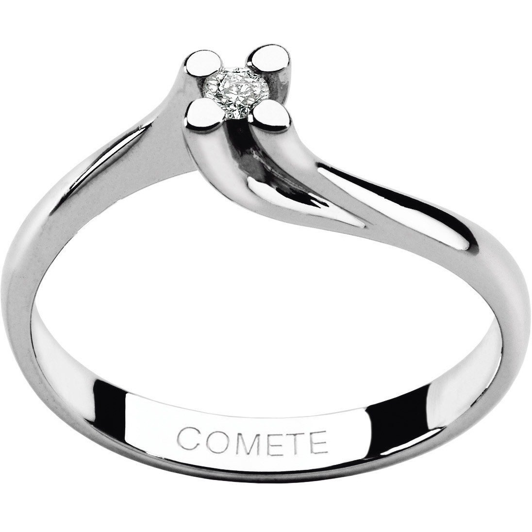 ring woman jewellery Comete ANB 932