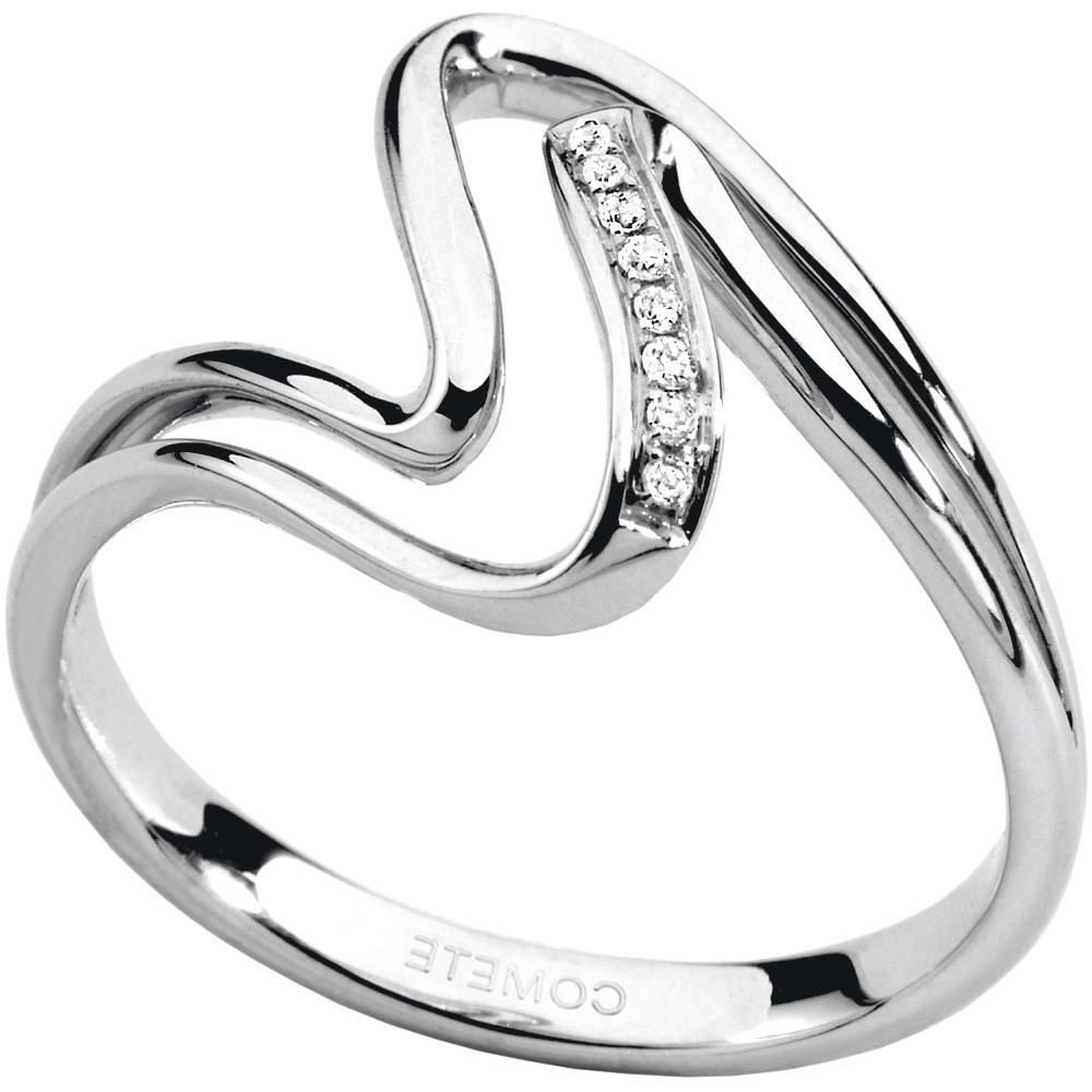 ring woman jewellery Comete ANB 969
