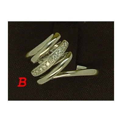 ring woman jewellery Comete ANB 970
