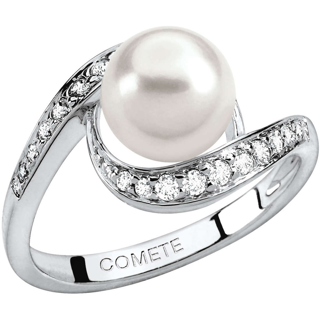ring woman jewellery Comete ANP 331
