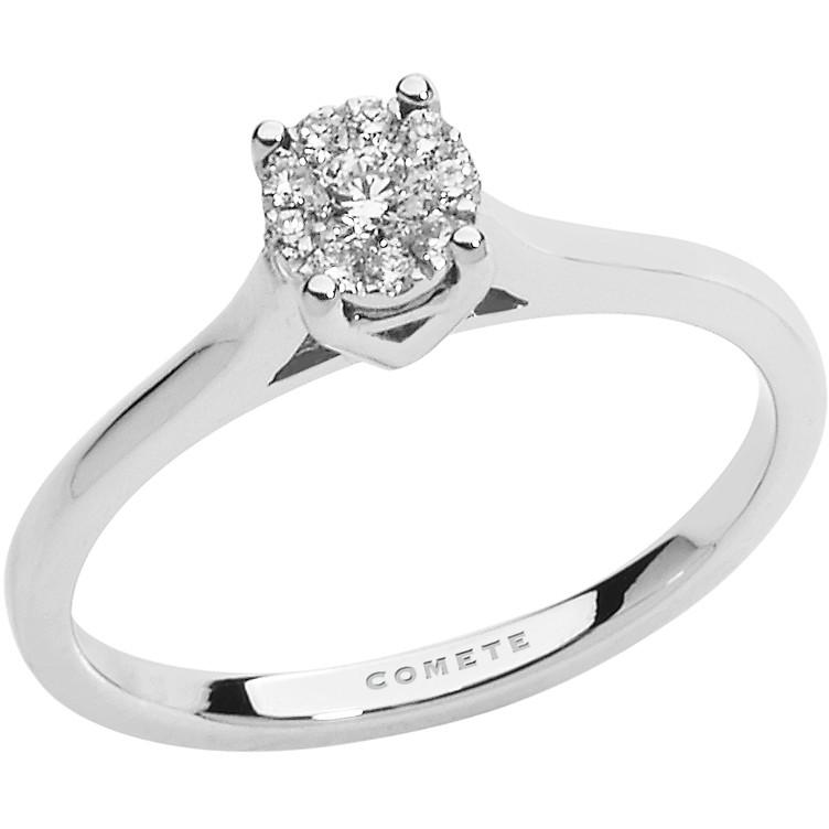 ring woman jewellery Comete Aurora ANB 2154