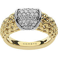 ring woman jewellery Comete Candore ANB 2172
