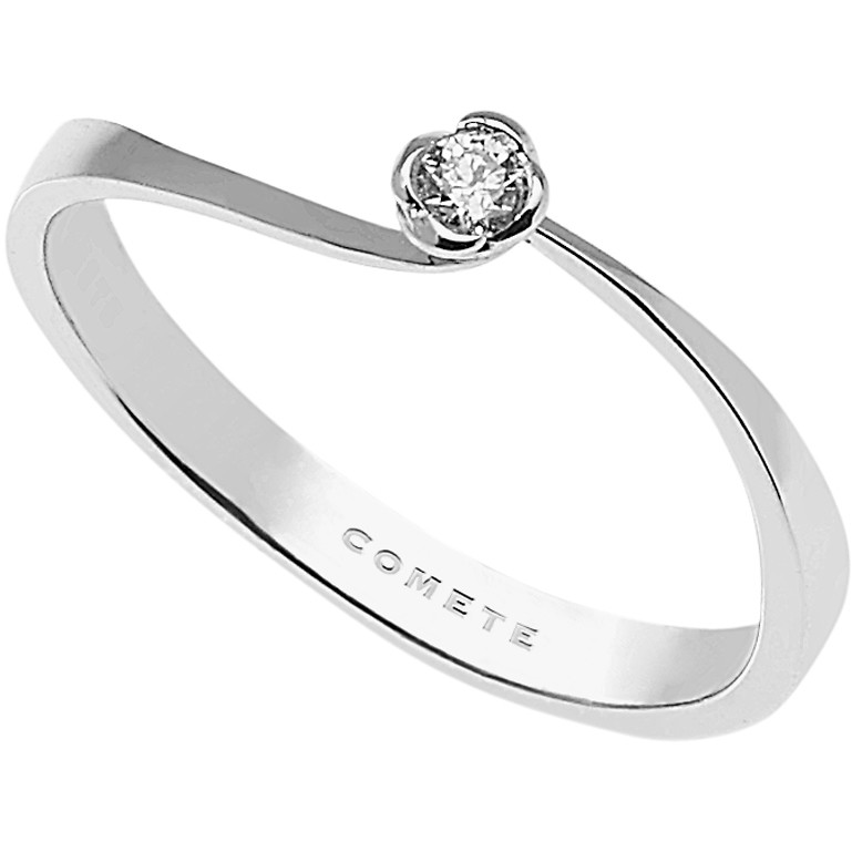 ring woman jewellery Comete Diamanti ANB 1973