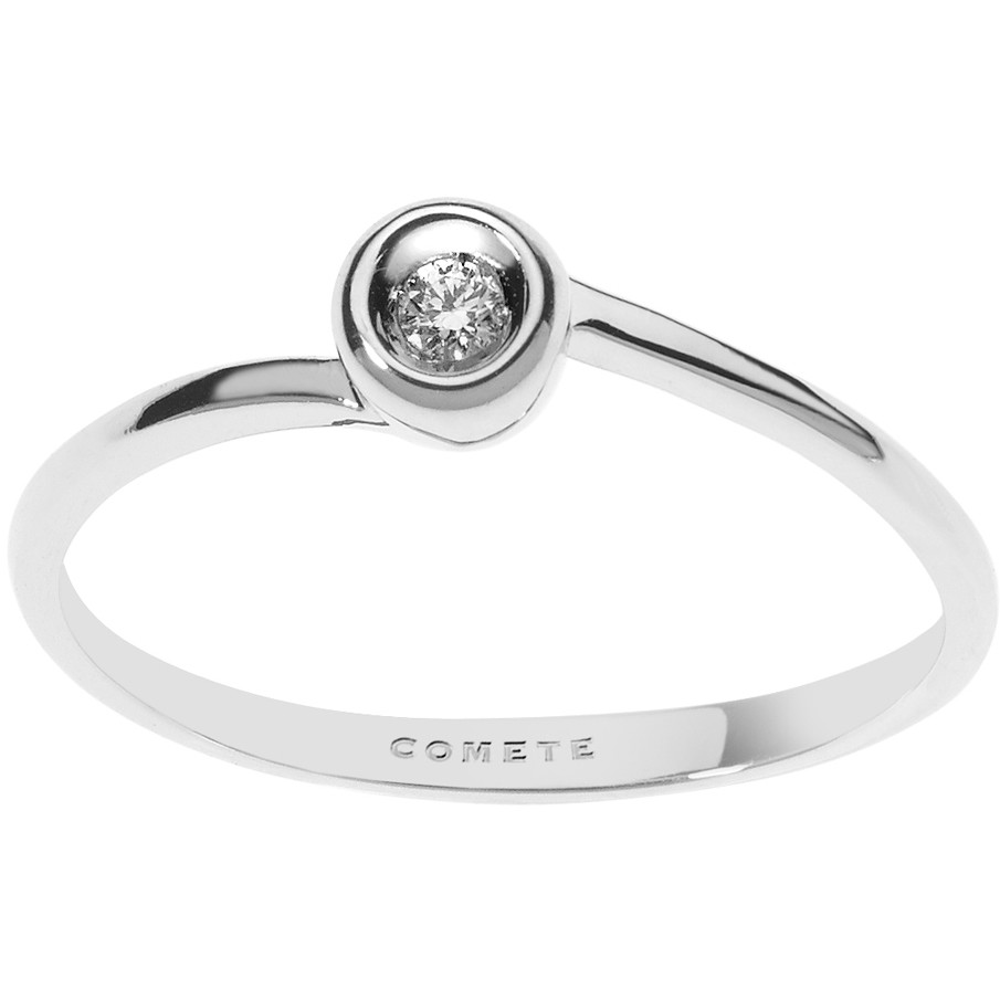 ring woman jewellery Comete Diamanti ANB 2024