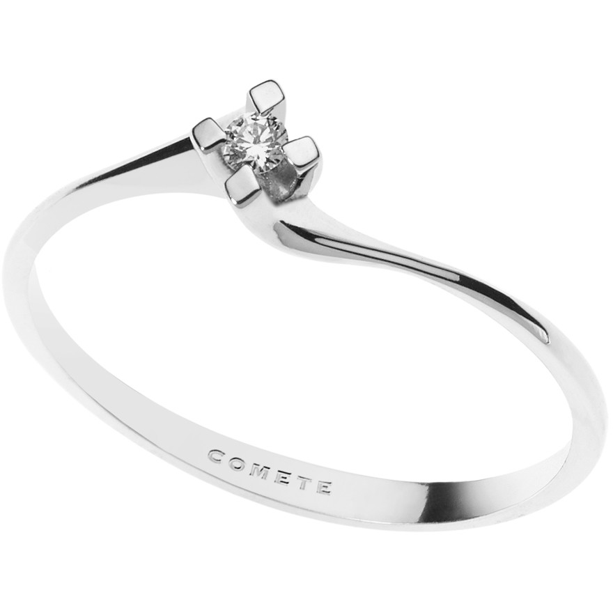 ring woman jewellery Comete Diamanti ANB 2028