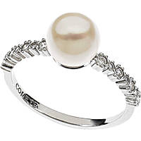 ring woman jewellery Comete Fantasie di diamanti ANP 357