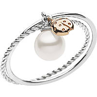 ring woman jewellery Comete Fantasie di perle ANP 364