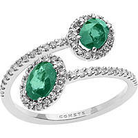 ring woman jewellery Comete Ginevra ANB 2158