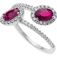 ring woman jewellery Comete Ginevra ANB 2159