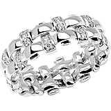 ring woman jewellery Comete Intrecci ANB 1963