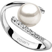 ring woman jewellery Comete Perla ANP 268