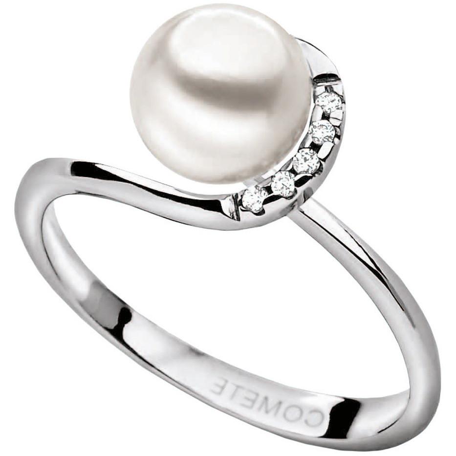 ring woman jewellery Comete Perla ANP 283