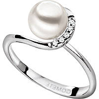 ring woman jewellery Comete Perla ANP 283