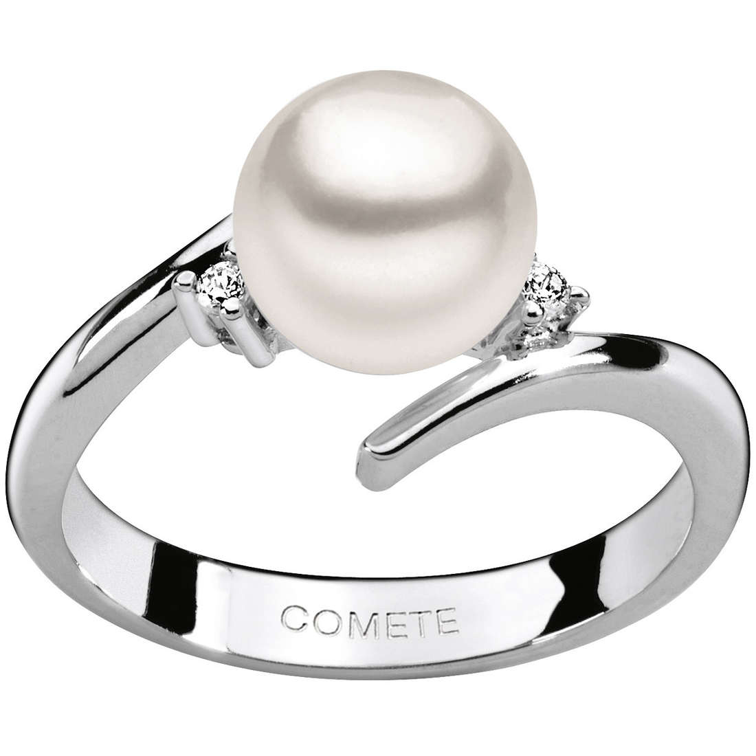 ring woman jewellery Comete Perla ANP 332