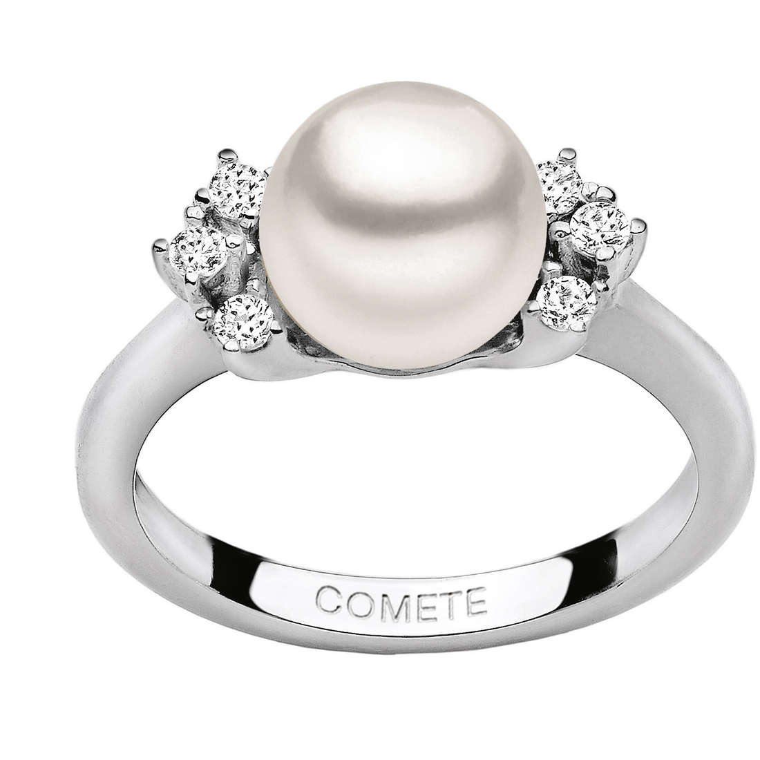 ring woman jewellery Comete Perla ANP 336