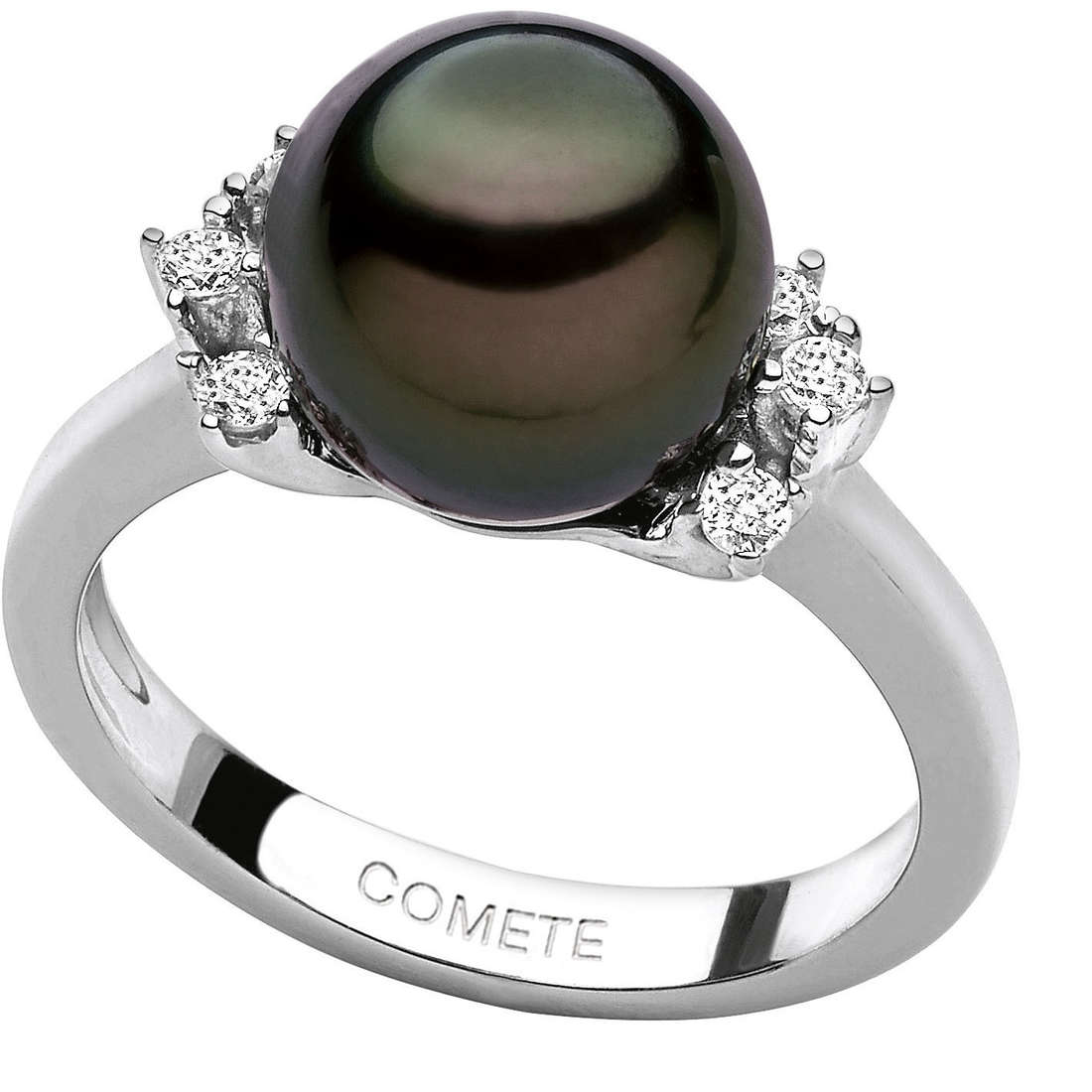 ring woman jewellery Comete Perla ANP 337