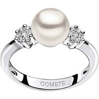 ring woman jewellery Comete Perla ANP 343