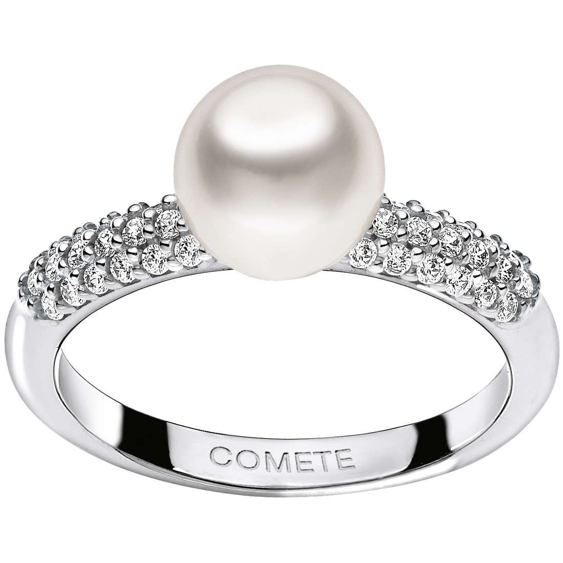 ring woman jewellery Comete Perla ANP 344