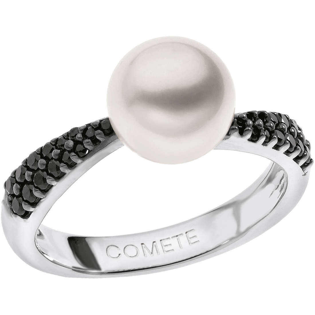 ring woman jewellery Comete Perla ANP 347