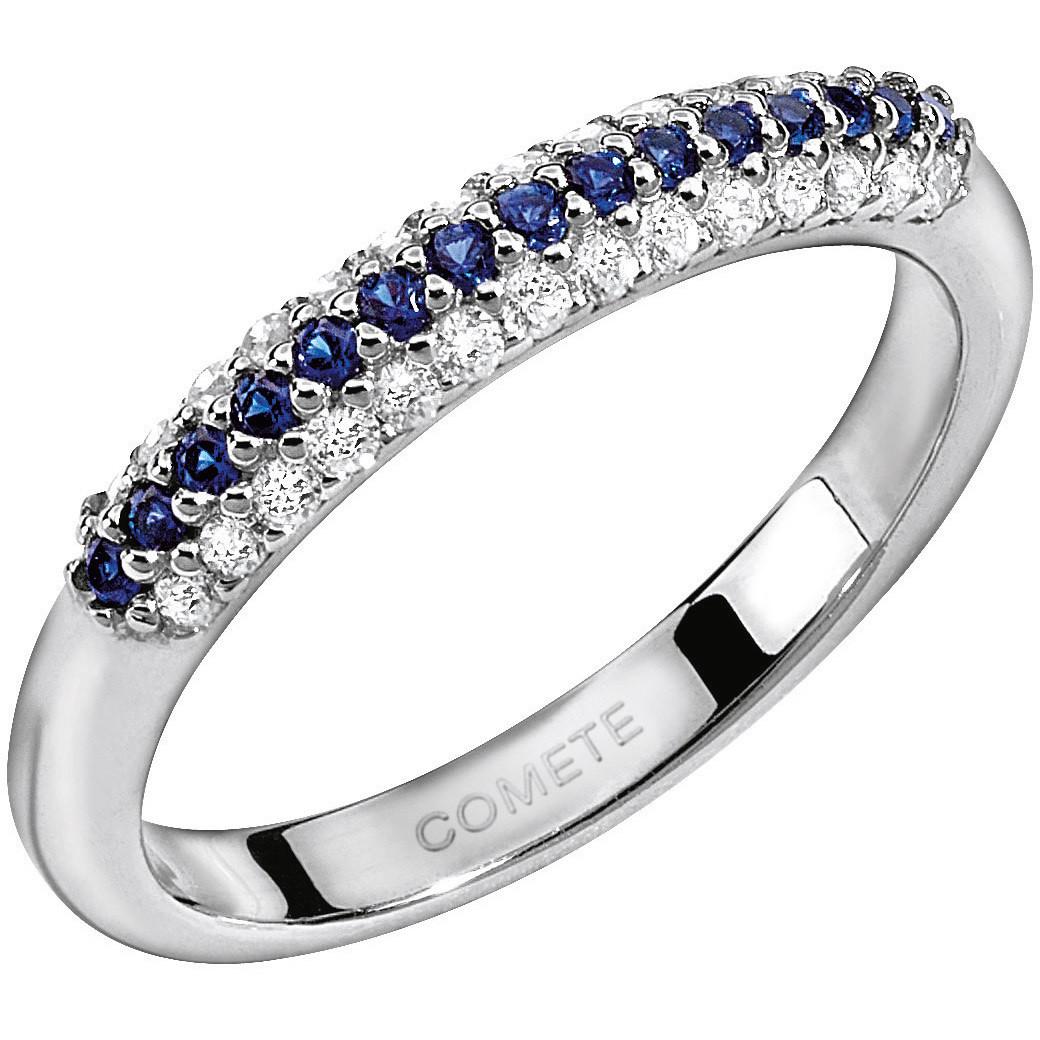 ring woman jewellery Comete Pietre preziose colorate ANB 1143