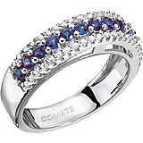 ring woman jewellery Comete Pietre preziose colorate ANB 1148