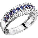 ring woman jewellery Comete Pietre preziose colorate ANB 1148