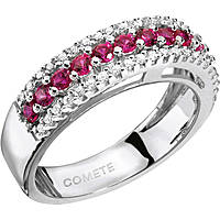 ring woman jewellery Comete Pietre preziose colorate ANB 1149
