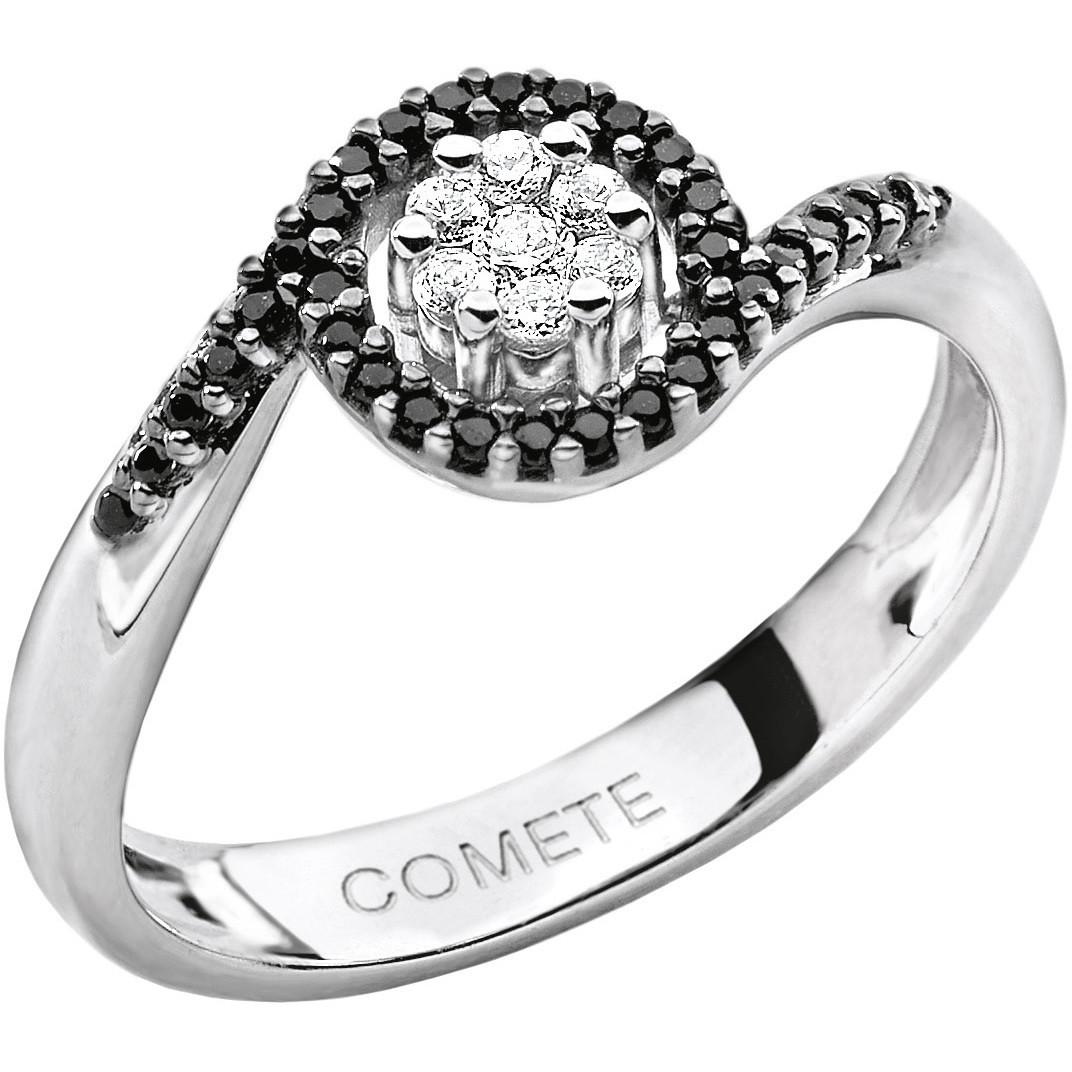 ring woman jewellery Comete Pietre preziose colorate ANB 1388