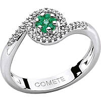 ring woman jewellery Comete Pietre preziose colorate ANB 1389