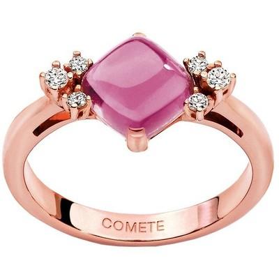 ring woman jewellery Comete Pietre preziose colorate ANB 1401