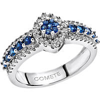 ring woman jewellery Comete Pietre preziose colorate ANB 1496