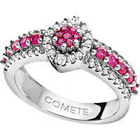 ring woman jewellery Comete Pietre preziose colorate ANB 1497