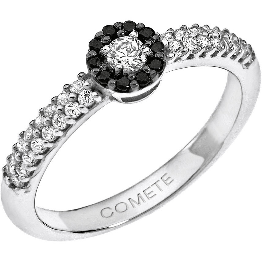 ring woman jewellery Comete Pietre preziose colorate ANB 1509