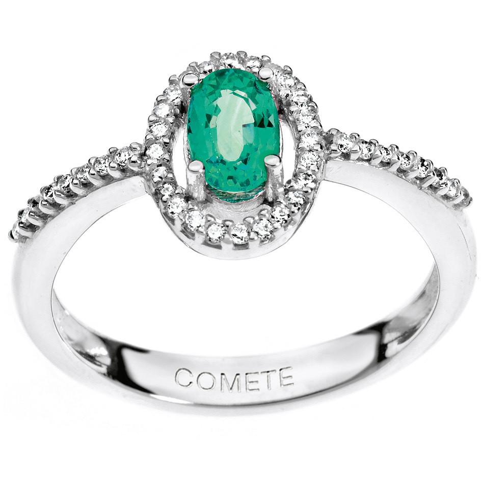 ring woman jewellery Comete Pietre preziose colorate ANB 1513