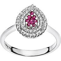 ring woman jewellery Comete Pietre preziose colorate ANB 1718
