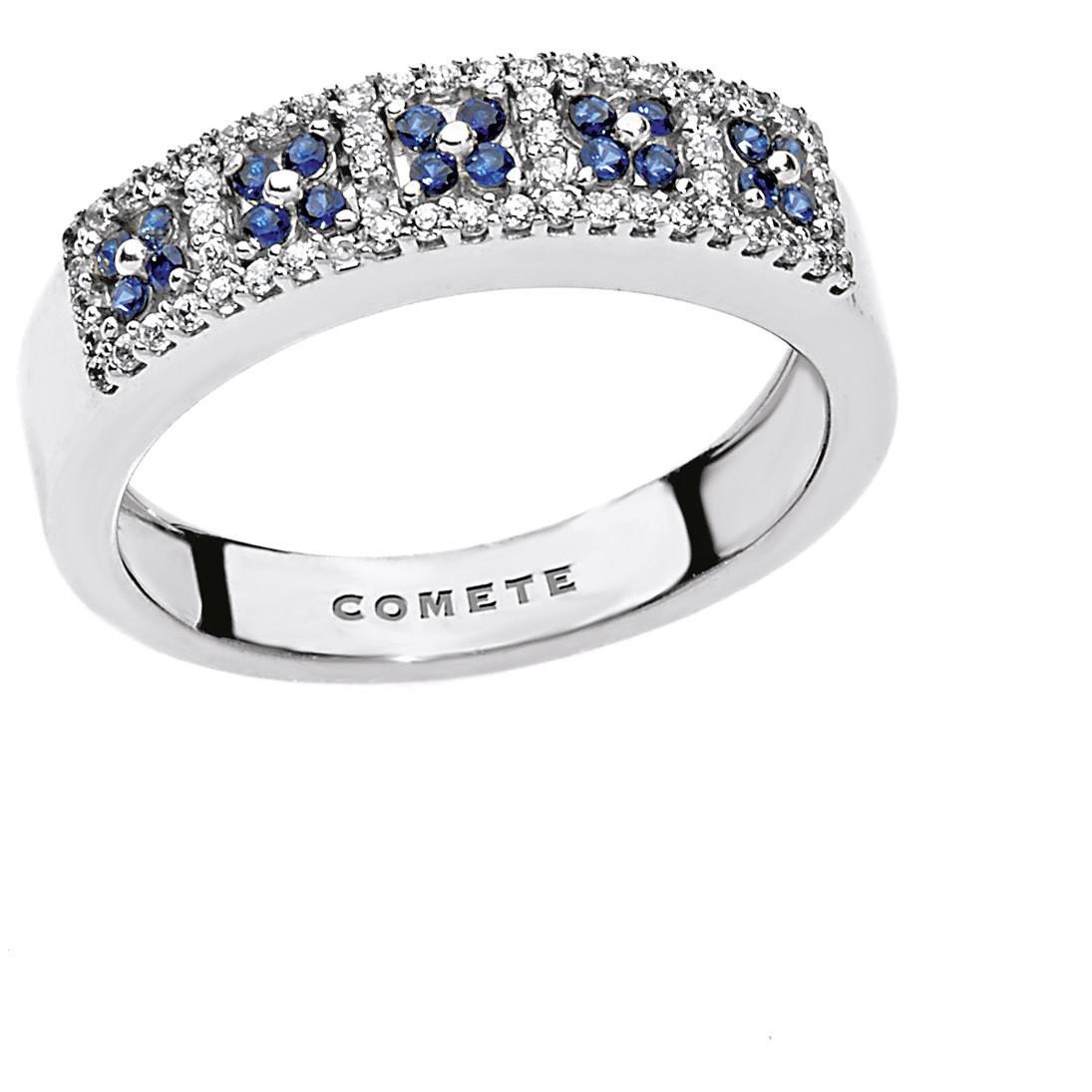 ring woman jewellery Comete Pietre preziose colorate ANB 1721
