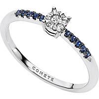 ring woman jewellery Comete Pietre preziose colorate ANB 1730