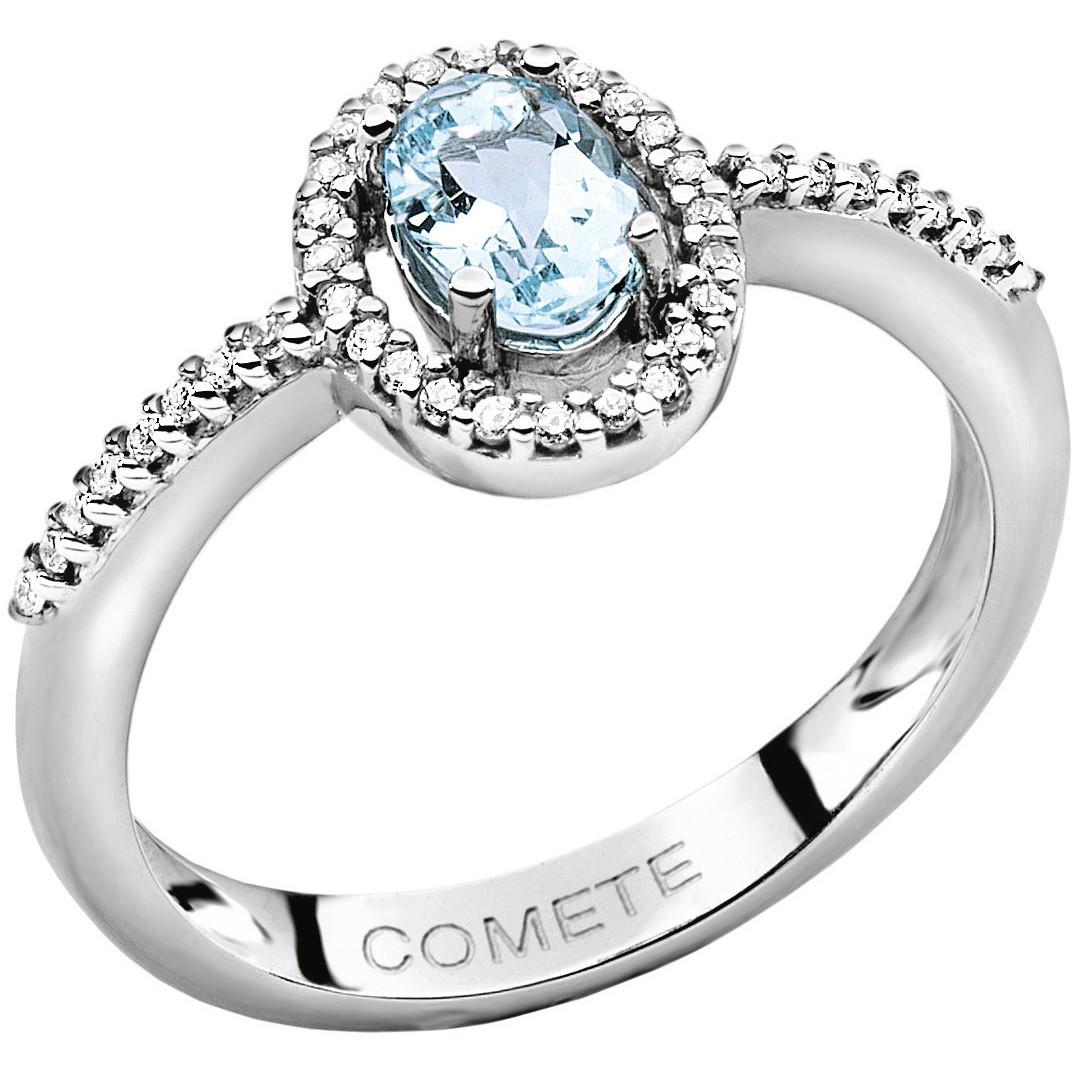 ring woman jewellery Comete Pietre preziose colorate ANQ 265