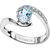ring woman jewellery Comete Pietre preziose colorate ANQ 271