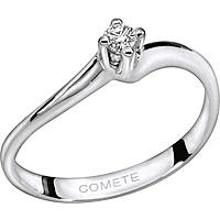 ring woman jewellery Comete Solitario ANB 1156
